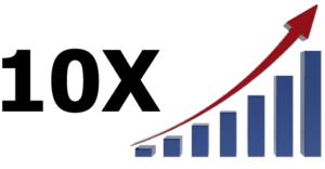 10x returns