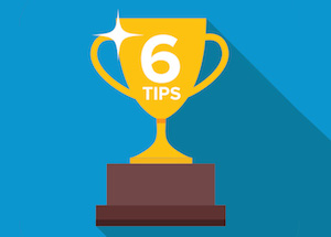 6 tips gold