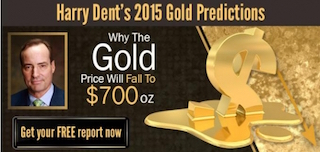 harry dent 700 gold