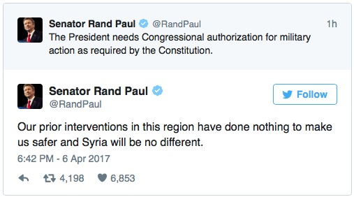 rand paul syria