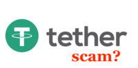 tether scam